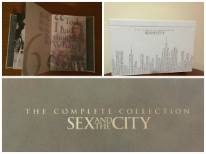 Colección Sex and the city