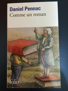Libro como una novela