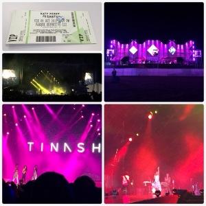 Previa del concierto de Katy Perry
