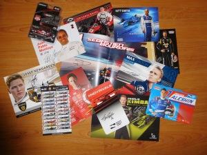 Autógrafos Grand Prix of St. Petersburg
