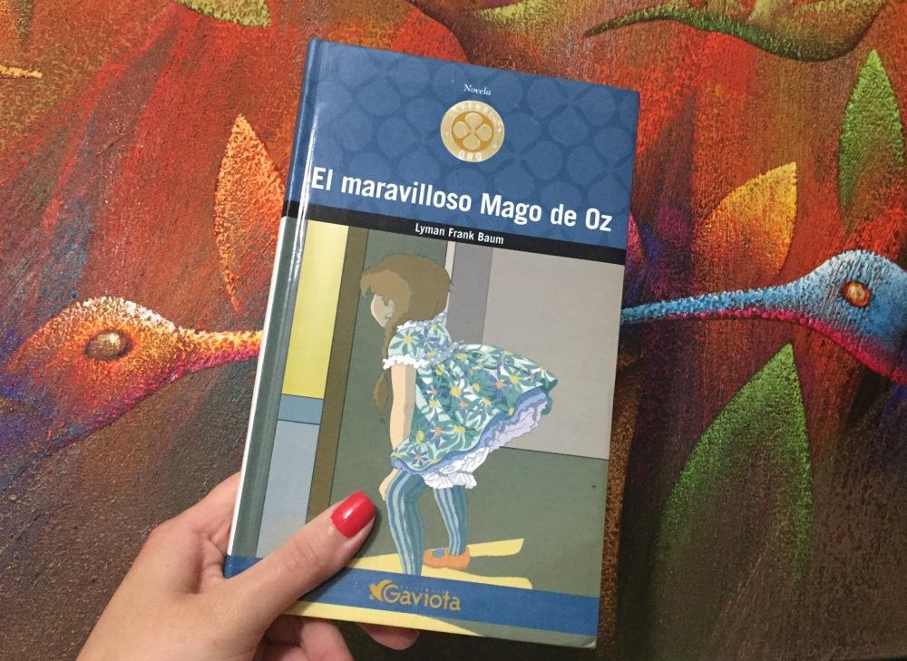 Libro El maravilloso Mago de Oz de Lyman Frank Baum