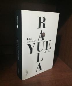 Libro Rayuela de Julio Cortázar