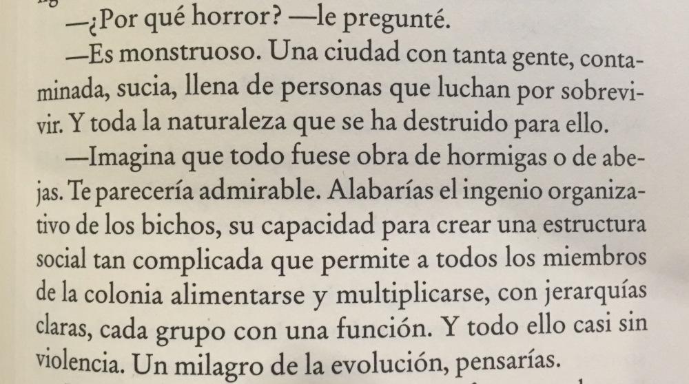 Fragmento del libro Mujeres que viajan solas de José Ovejero