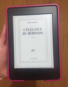 Libro L'élégance du hérisson de Muriel Barbery