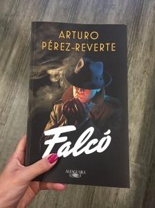Libro Falcó de Arturo Pérez-Reverte