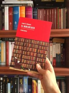 Libro El bibliótafo de León H. Vincent