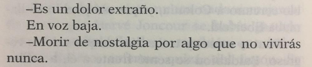 Fragmento del libro Seda de Alessandro Baricco