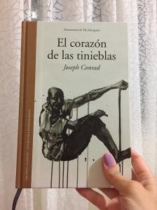 Libro El corazón de las tinieblas de Joseph Conrad