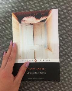 Libro Otra vuelta de tuerca de Henry James