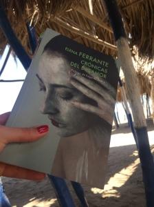 Libro Crónicas del desamor de Elena Ferrante