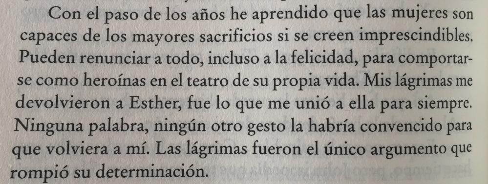 Fragmento del libro Historia de un canalla de Julia Navarro