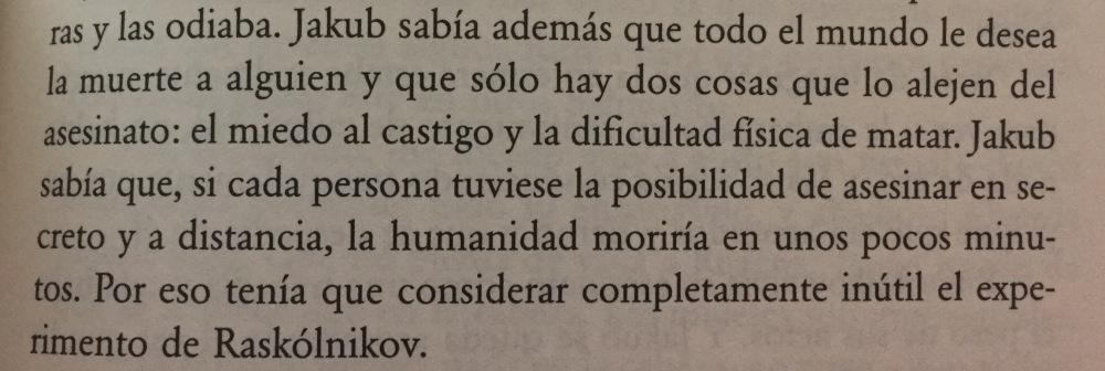 Fragmento del libro La despedida de Milan Kundera