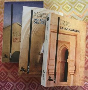 Libro La azucarera de Naguib Mahfuz