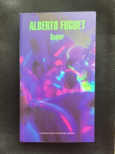 Libro Sudor de Alberto Fuguet