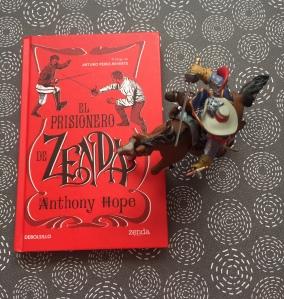 Libro El prisionero de Zenda de Anthony Hope