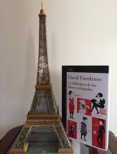 Libro La biblioteca de los libros rechazados de David Foenkinos