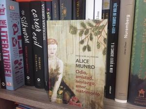 Libro Odio, amistad, noviazgo, amor, matrimonio de Alice Munro