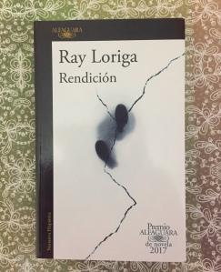 Libro Rendición de Ray Loriga