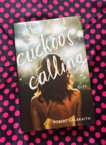 Libro The cuckoo's calling de Robert Galbraith