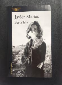 Libro Berta Isla de Javier María