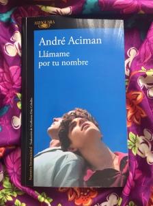 Libro Llámame por tu nombre de André Aciman