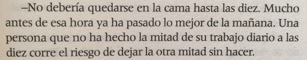 Fragmento del libro Cumbres borrascosas de Emily Brontë
