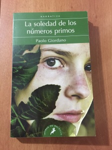 Libro La soledad de los números primos de Paolo Giordano