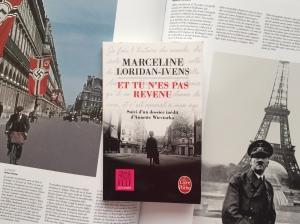 Libro Et tu n'es pas revenu de Marceline Loridan-Ivens