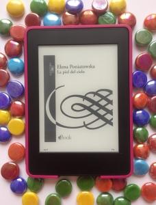 Libro La piel del cielo de Elena Poniatowska