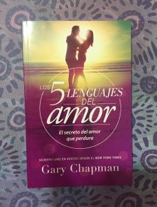 Libro Los 5 lenguajes del amor de Gary Chapman