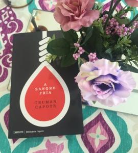 Libro A Sangre fría de Truman Capote