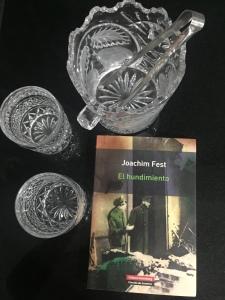 Libro El hundimiento de Joachim Fest