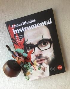 Libro Instrumental de James Rhodes