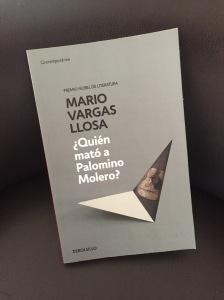 Libro ¿Quién mató a Palomino Molero? de Mario Vargas Llosa