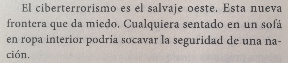 Fragmento del libro El presidente ha desaparecido de James Patterson y Bill Clinton