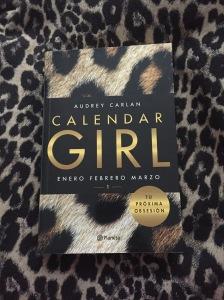 Libro Calendar girl 1 de Audrey Carlan