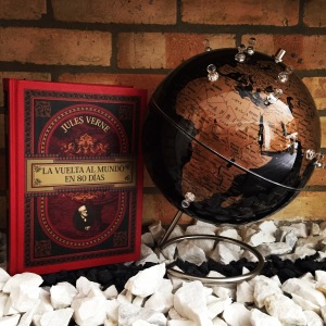 Libro La vuelta al mundo en 80 días de Jules Verne