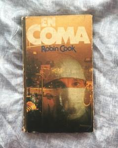 Libro En coma de Robin Cook