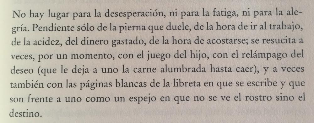 Fragmento del libro antología poética de Jaime Sabines