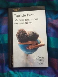 Libro Mañana tendremos otros nombres de Patricio Pron