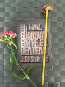 Libro El guardián entre el centeno de J.D. Salinger