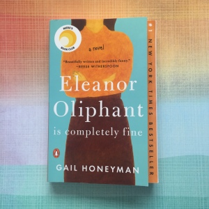 Libro Eleanor Oliphant is completely fine de Gail Honeyman