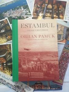Libro Estambul de Orhan Pamuk