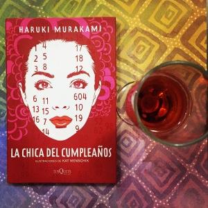 Libro La chica del cumpleaños de Haruki Murakami