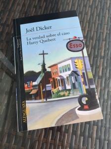 Libro La verdad sobre el caso Harry Quebert de Joël Dicker