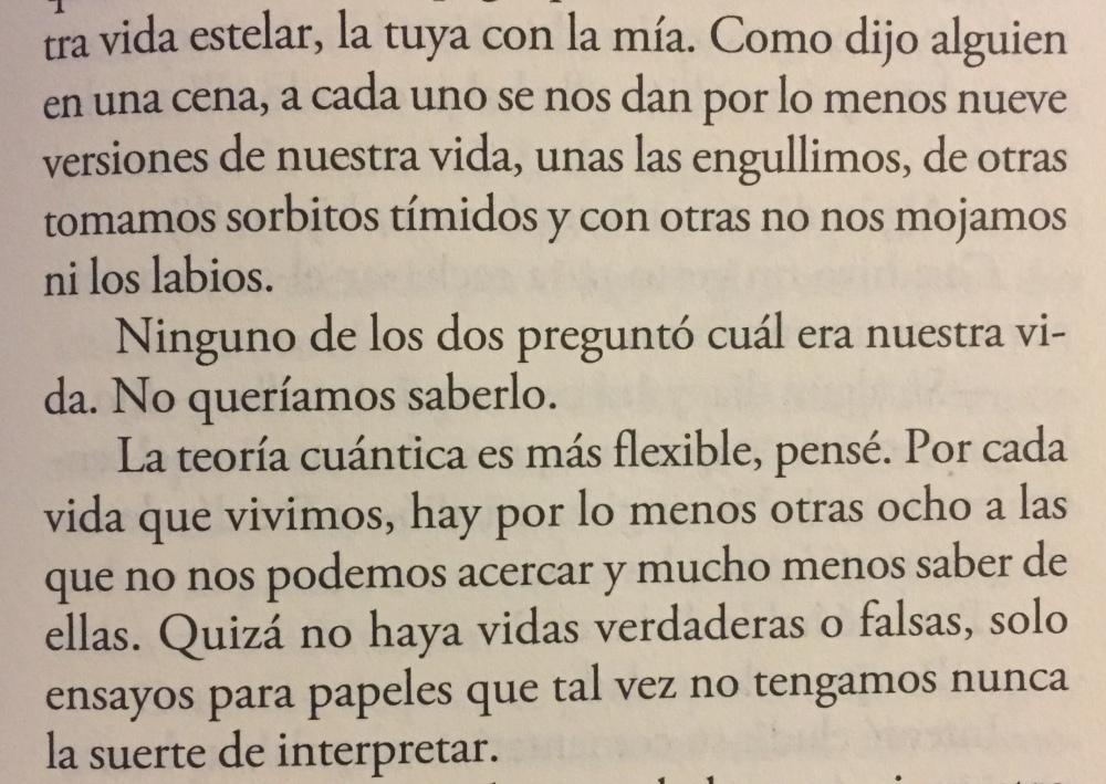 Fragmento del libro Variaciones enigma de André Aciman