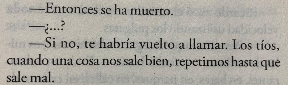 Fragmento del libro Que nadie duerma de Juan José Millás