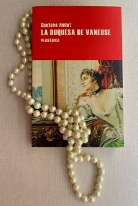Libro La duquesa de Vaneuse de Gustave Amiot
