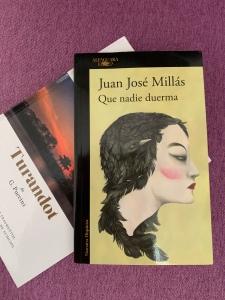 Libro Que nadie duerma de Juan José Millás