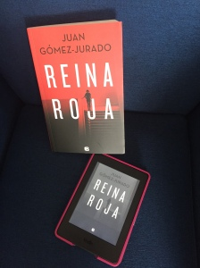 Libro Reina roja de Juan Gómez-Jurado